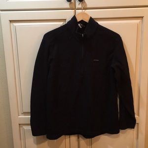 Patagonia capilene quarter 1/4 zip fleece